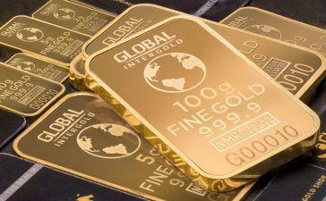 invertir en lingotes de oro