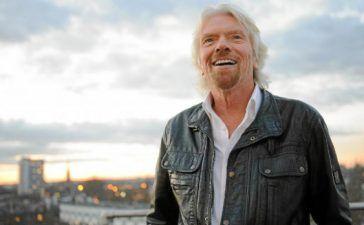 Richard Branson y las claves para el éxito en los negocios