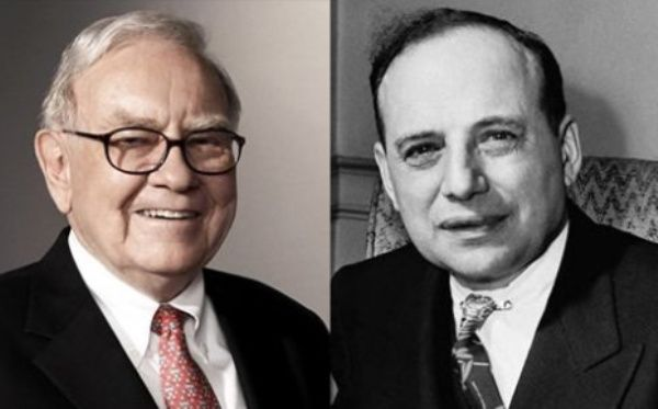 Warren Buffett y Benjamin Graham