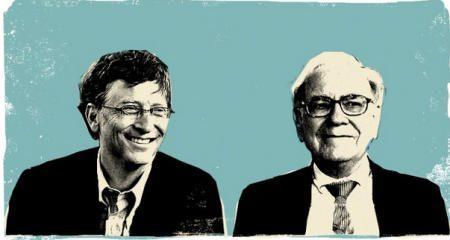 3 cosas que Bill Gates aprendió de Warren Buffett