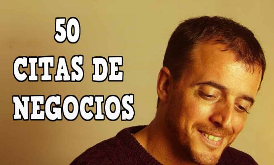 A. Carlos González - citas de negocios