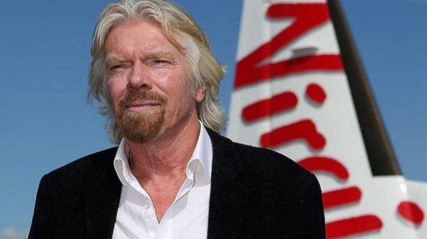 Lecciones de negocios de Richard Branson