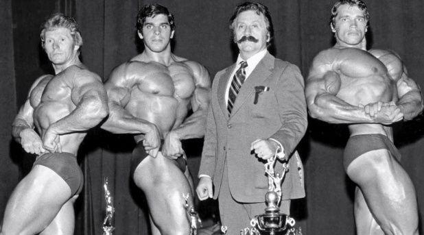 Rompe las reglas establecidas - Arnold Schwarzenegger