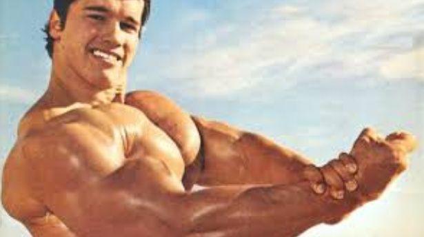 Frases de Arnold Schwarzenegger sobre el éxito