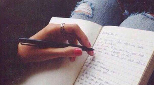 Escribir un diario te ayudará a tener más éxito