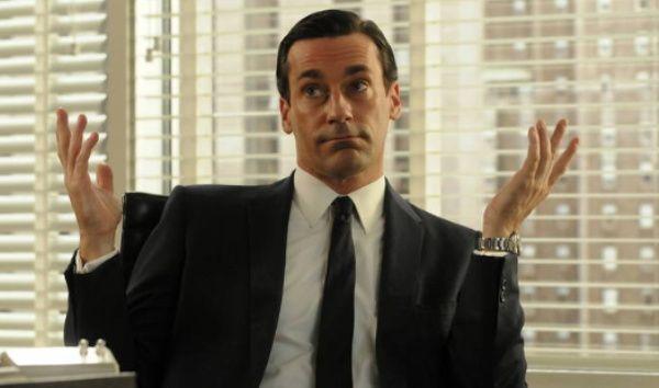 Don Drapper Mad mad Men y la importancia del cliente para el éxito en los negocios