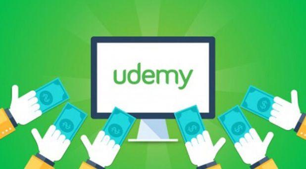 un negocio rentable es crear un curso y venderlo en Udemy