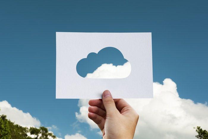 una de las tendencias es que las empresas almacenen datos en nubes privadas