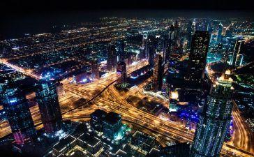 ciudades inteligentes entre las tendencias de negocios