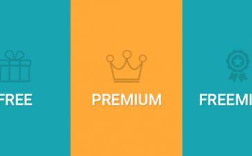 modelos de negocio premium freemium free