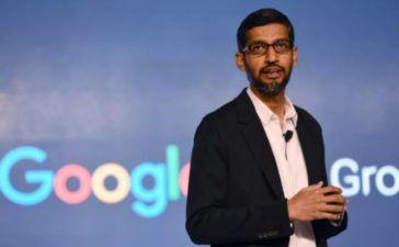 Sundar Pichai ceo de google consejos para emprendedores
