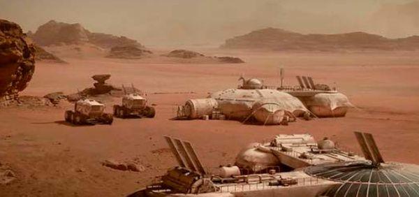Dentro de los trabajos con futuro se necesitarán mineros espaciales para las colonias en marte