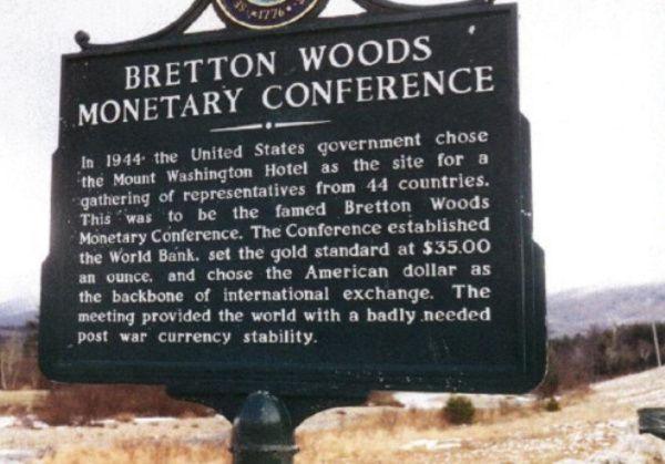 Bretton Woods 1964