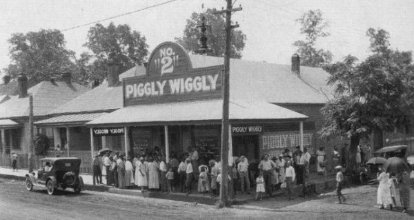 Piggly Wiggly - el caso Clarence Saunders