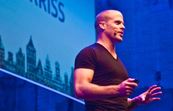 Tim Ferris conferencia