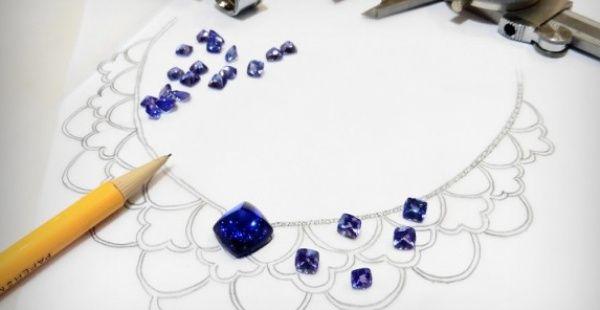 negocio de diseño de joyas