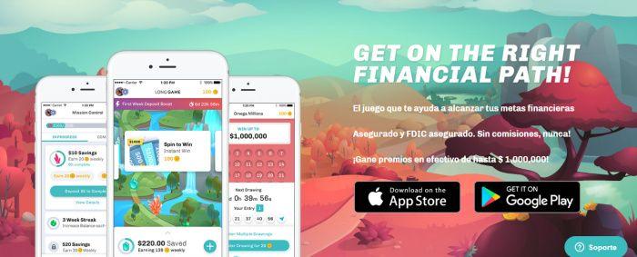 long game aplicacion ganar dinero