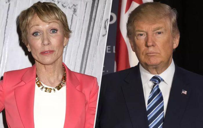 Donald trump es el mejor vendedor segun Barbara Corcoran