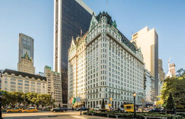 Hotel plaza - Donald Trump