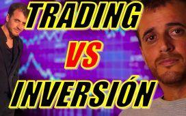 es más rentable el trading o la inversión de largo plazo