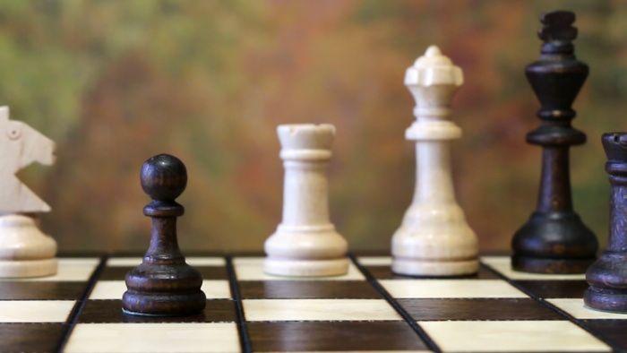 la vida es como el ajedrez