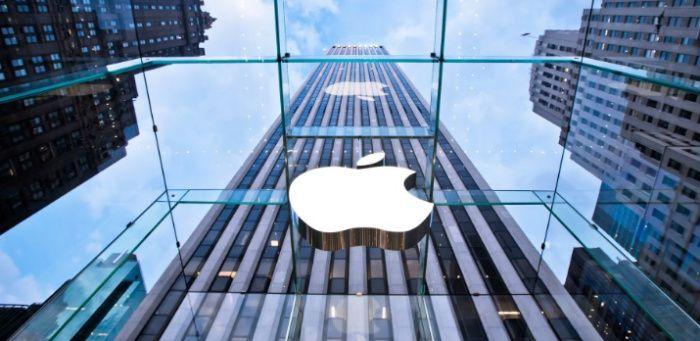 Empresa apple entre las empresas mas valiosas por capitalizacion bursatil
