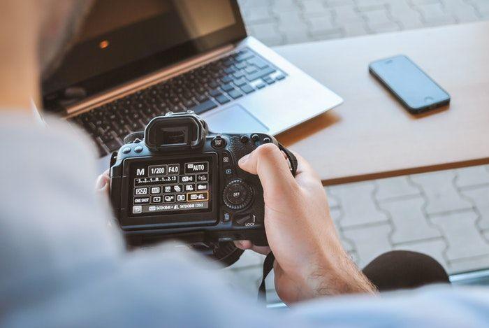 fotografía - ideas de negocios para comenzar mientras trabajas a tiempo completo